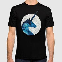 Blue Unicorn T-shirt