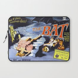 The Bat, vintage horror movie poster Laptop Sleeve