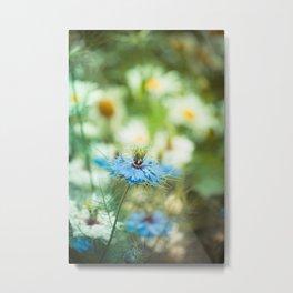 Fairy-tale Flowers I Metal Print