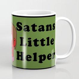 Satan little helper Coffee Mug