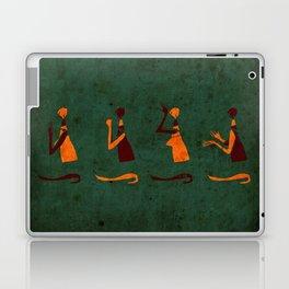 Forms of Prayer - Green Laptop & iPad Skin