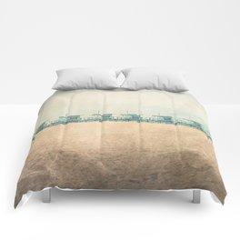 Venice cabins Comforters