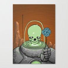 Atomic Lover Canvas Print