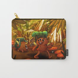 BACK PACKERS Carry-All Pouch