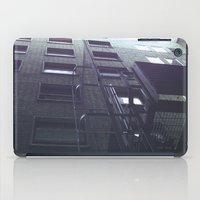 shameless iPad Cases featuring Block by Tobias Bowman