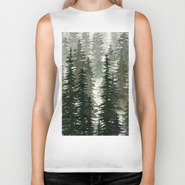 The Pathless Woods Biker Tank