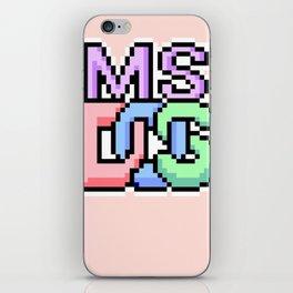 Pastel MS-DOS iPhone Skin