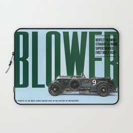 Blower Tribute Laptop Sleeve