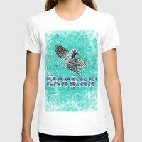 bonjour T-shirts featuring Bonjour by cvrcak