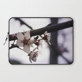 Blooming Plum Laptop Sleeve