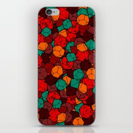 Dice Bag iPhone Skin