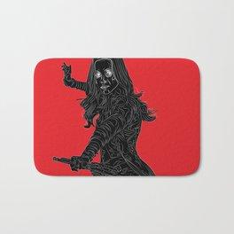 Gamora, GuardiansOfTheGalaxy Bath Mat