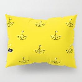 paperboat Pillow Sham
