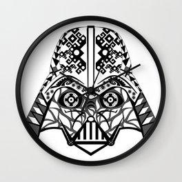 Mr. Vader Wall Clock