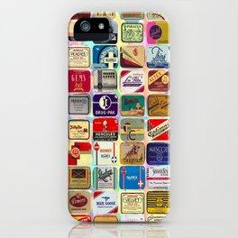 Antique Condoms iPhone Case