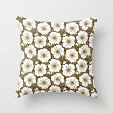 ModVine Throw Pillow