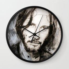Sad Keanu Wall Clock