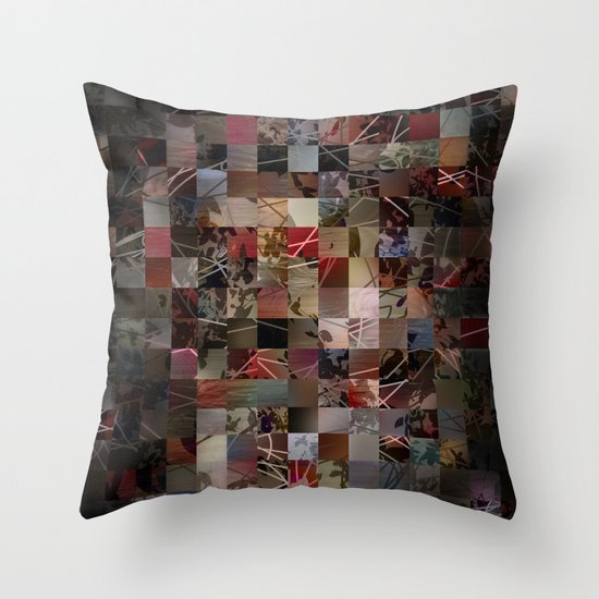 In a Beautiful Place in the Country Throw Pillow