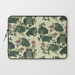 Frog Time Laptop Sleeve