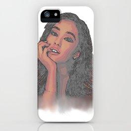 ariana desain 004 iPhone Case