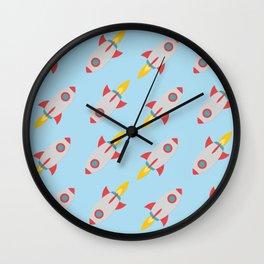 Rocket Power Wall Clock