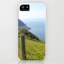 Don't Let Me Go iPhone Case