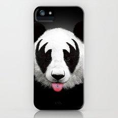Kiss of a panda Slim Case iPhone (5, 5s)