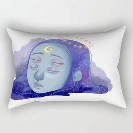 Galactic Awakenings Rectangular Pillow
