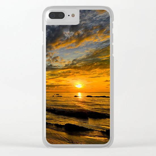 Thailand Clear iPhone Case