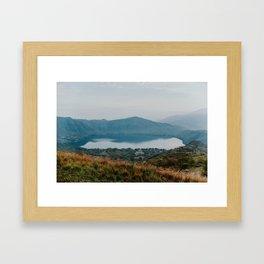 Santa Maria Del Oro, Nayarit Photo Print Framed Art Print