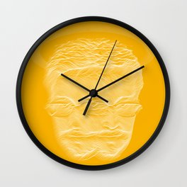 Snowden Angel Wall Clock