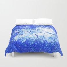 Aqua Life Duvet Cover