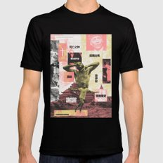 Prince Yama Appears Courtesy of the Honorable Reverend Joyce Musselman Shutt, 1937 MEDIUM Black Mens Fitted Tee