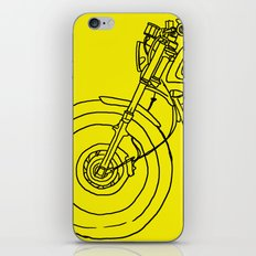 to hell with luck iPhone & iPod Skin