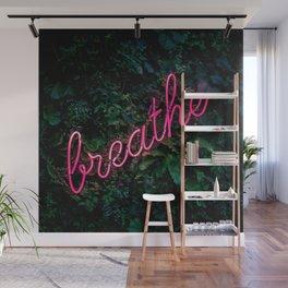 Breathe (Fabian Moller) Wall Mural