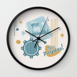 Great Big Beautiful Wall Clock