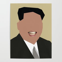 FOGS's People wallpaper collection NO:02 KIM JONG UN Poster