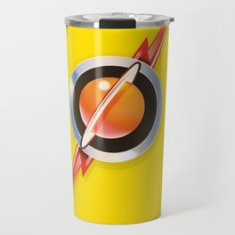 Flash's Broach Travel Mug