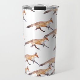 Foxes Travel Mug