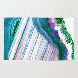 Agate Geode Rug
