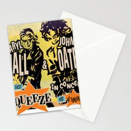 HALL & OATES, SQUEEZE, KT TUNSTALL - TOUR 2020 Stationery Cards