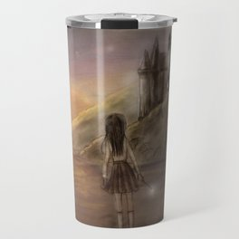 Hogwarts is our home Travel Mug