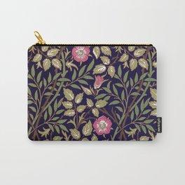 William Morris Sweet Briar Floral Art Nouveau Carry-All Pouch