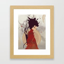 Sagitaire Framed Art Print