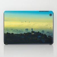 los angeles iPad Cases featuring Los Angeles by Sbnumb3