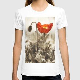 Poppy Red 0171 T-shirt