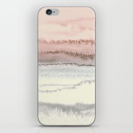 WITHIN THE TIDES - SNOW ON THE BEACH iPhone Skin