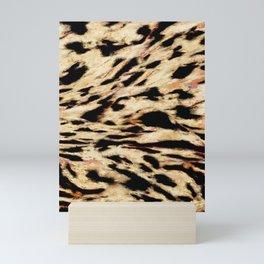 Big rock scraper Mini Art Print
