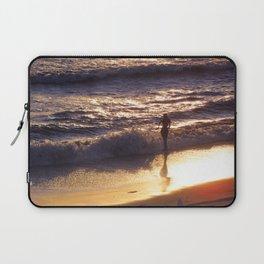 Venus Rising From the Sea Laptop Sleeve