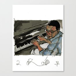 ramsey lewis Canvas Print